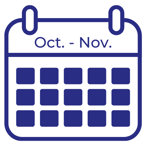 District-Wide Schedule Modifications in October - November 2020